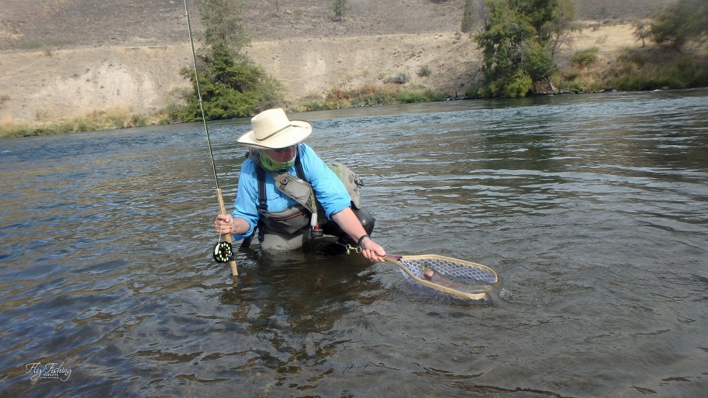 Fly fishing classes central oregon fly fishing pursuits for Fly fishing classes